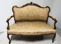 Small French Sofa
