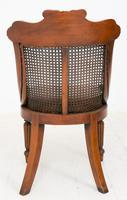 Wonderful Set of Regency Style Mahogany Chairs (5 of 9)