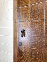 Early 20th Century Antique Oak Hall Cupboard (5 of 9)
