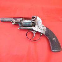 Webley Bentley Type Percussion Revolver (3 of 8)