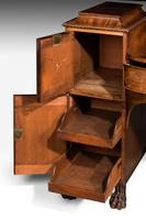 Regency Period Bow & Breakfront Mahogany Sideboard (2 of 8)