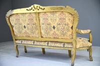 Louis XV Style Gilt Sofa (12 of 12)