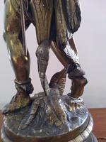 Bronze Warrior Torchere (3 of 12)