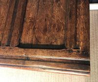 18th Century Oak Coffer (10 of 13)