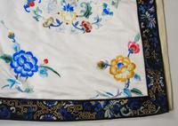 Antique Chinese Silk Embroidered Robe (8 of 9)