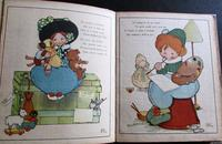 1910 1st Edition Mabel Lucie Attwell Children's Book Peeps Into Picture Land (3 of 5)