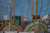 Boats in dry dock by Rudolph Ihlee (5 of 7)