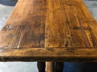 French Oak Farmhouse Refectory Dining Table (17 of 20)