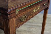 Late Victorian Envelope Card Table (3 of 9)