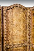 Early 18th Century European Four Folding Screen (6 of 9)