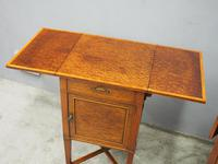 Pair of Thuya Wood Bedside Cabinets (5 of 13)
