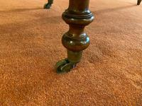 Good Early 19th Century Solid Mahogany Extending Dining Table (5 of 5)