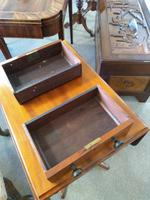 Victorian Mahogany Pembroke Table with Two Drawers (6 of 7)