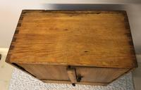 Small Primitive Cupboard with Drawer (2 of 7)