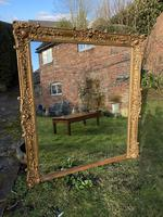 Very Large Gilt Mirror (7 of 11)
