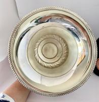 Superb Silver Plated Wine Cooler (8 of 10)