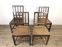 Harlequin Set of Four Welsh Farmhouse Chairs (3 of 16)