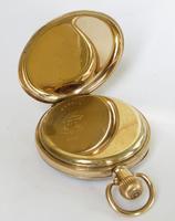 Antique Waltham Traveler Pocket Watch, 1917 (4 of 5)