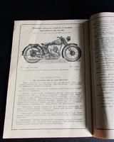 1931 Monark Motorcycle & Bicycle Rare Catalogue / Brochure Sweden (3 of 7)