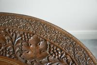 Carved Indian Side Table (12 of 12)