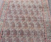 Antique Lavar Kirman Carpet 480x300cm (11 of 13)