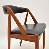 Danish Teak Side / Dining / Desk Chair by Kai Kristiansen (18 of 20)