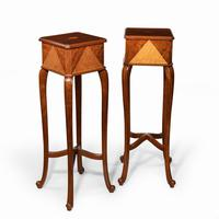 Pair of Anglo-Indian Teak Stands (2 of 8)
