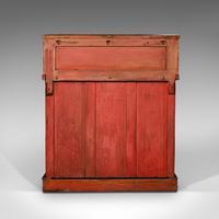 Antique Chiffonier, English, Mahogany, Sideboard, Cabinet, Victorian, Circa 1880 (4 of 12)