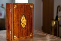 Georgian Mahogany Jewellery Box 1800