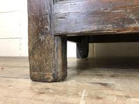 Large 18th Century Welsh Oak Hanging Cupboard (15 of 16)