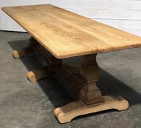 Long French Farmhouse Table with Extensions (16 of 24)