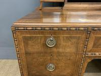 Substantial Burr Walnut Dressing Table (10 of 18)