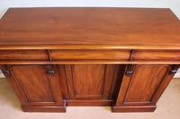 Antique Victorian Chiffonier Sideboard Base (8 of 14)