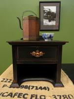 Small Black Antique Victorian Table Top Drawer for Jewellery 2 of 2 (5 of 10)