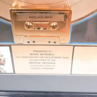 Original Crash Landing Jimi Hendrix Gold Disc Reprise Records (4 of 6)