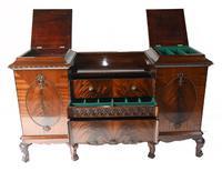 Gillows Sideboard Server Mahogany Buffet c.1880 (3 of 11)