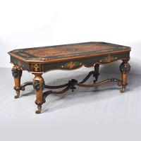Large French Centre Table