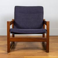 Super Mid Century 1960-70s Campus Armchair by Lupton Morton - 1 Remaining (12 of 13)