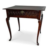 English Oak Side Table (2 of 10)