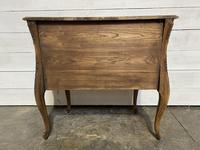 Stylish French Bleached Oak Commode Chest (20 of 20)