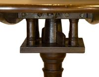18thc Mahogany Snap Top Table (2 of 7)
