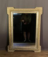 Decorative French Painted & Silver Gilt Mirror (5 of 6)