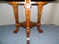 Outstanding Mahogany Centre Table (3 of 8)
