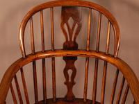 Ash & Elm Low Back Windsor Chair Rockley (7 of 8)
