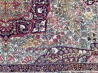 Antique Kerman Lavar Rug (8 of 11)