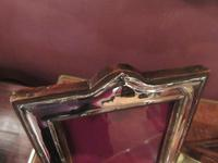Pair of George V Period Silver Photo Frames (7 of 8)