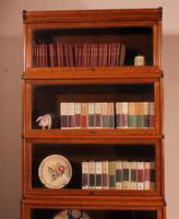Globe Wernicke Bookcase in Oak Called Waterfall from England (4 of 9)