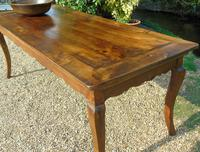 Fabulous Large French Fruitwood Farmhouse Table (10 of 11)