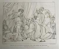 Gallery of 14 Historical Engravings Painted by Benjamin West (21 of 33)