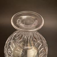 Thomas Webb Corbett 'Prince Charles' Crystal Spirit Decanter (3 of 5)